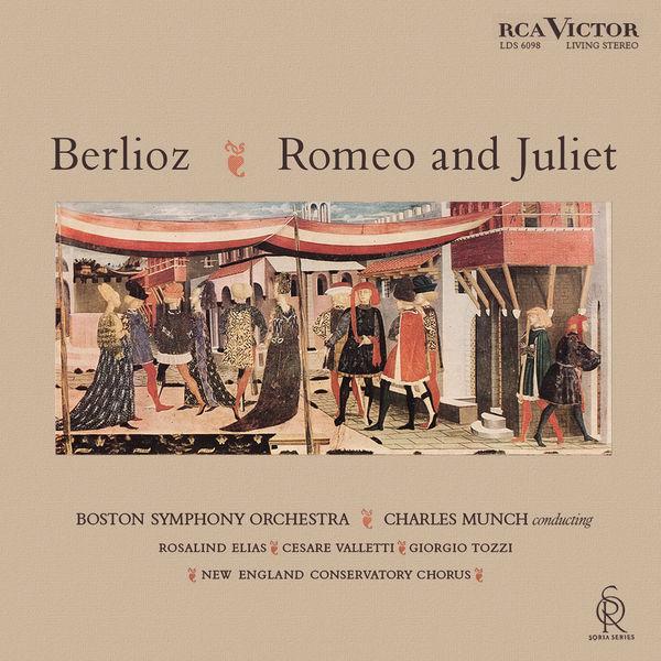 Charles Münch - Berlioz: Roméo et Juliette, Op. 17 (1961 Recording)