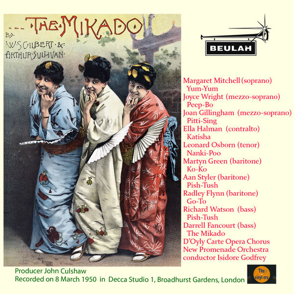 Isidore Godfrey - The Mikado