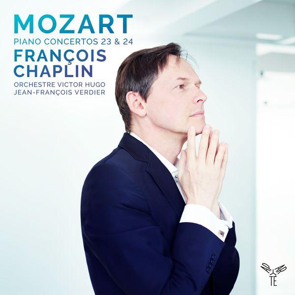 François Chaplin - Mozart: Piano Concertos No.23 & No. 24