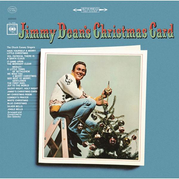 Jimmy Dean - Jimmy Dean's Christmas Card