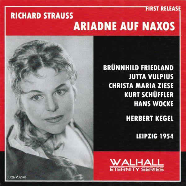 Rundfunk-Sinfonieorchester Leipzig - Richard Strauss : Ariadne auf Naxos