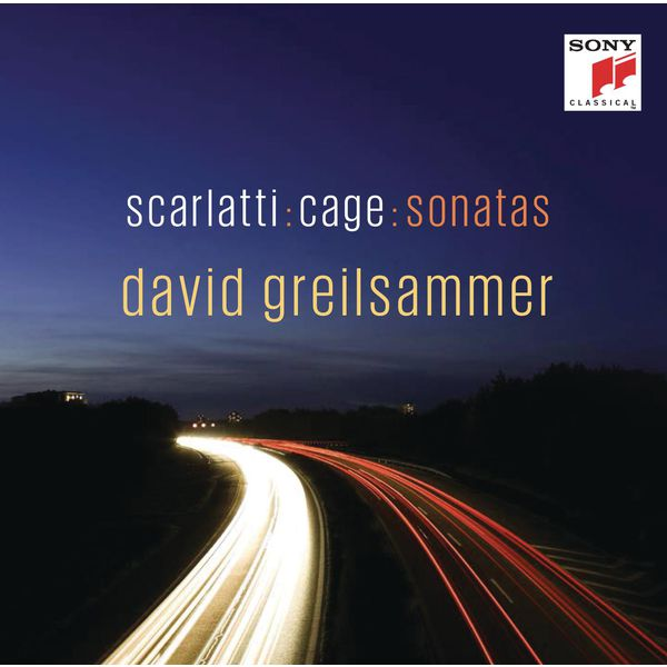 David Greilsammer - Scarlatti & Cage Sonatas