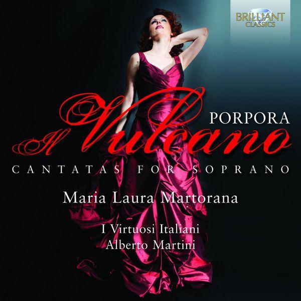 I Virtuosi Italiani - Cantates pour soprano