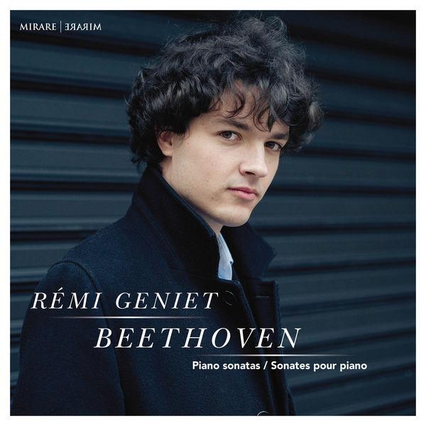 Rémi Geniet - Beethoven : Piano Sonatas
