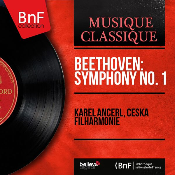 Karel Ancerl - Beethoven: Symphony No. 1 (Mono Version)