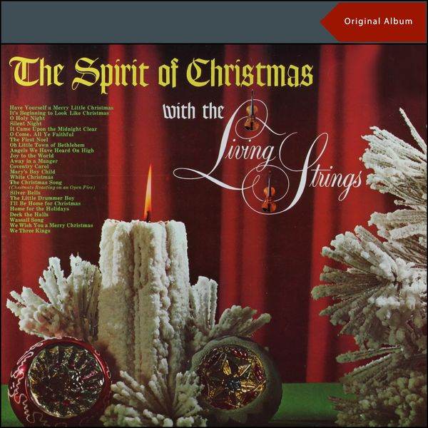 Living Strings - The Spirit Of Christmas (Original Album)