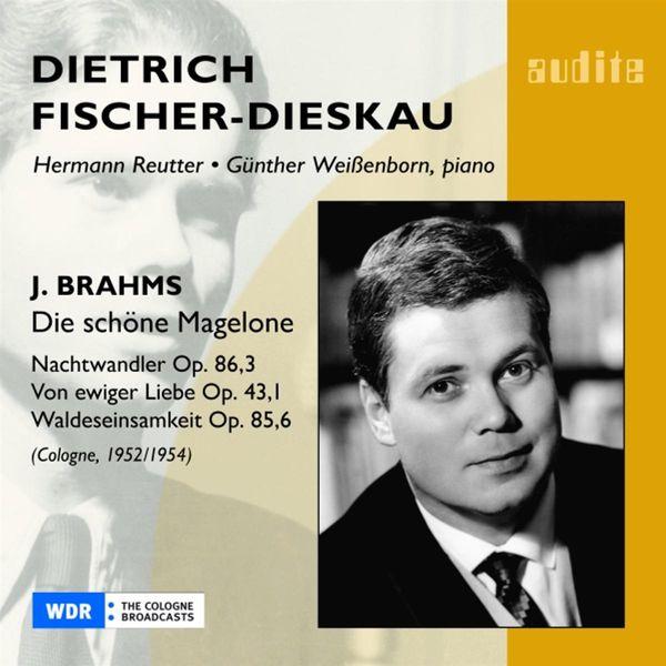 Dietrich Fischer-Dieskau - Brahms: Die schone Magelone (Cologne, 1952/1954)