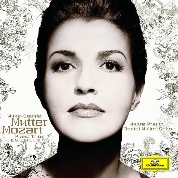 Anne-Sophie Mutter - Mozart: Piano Trios K. 548, 542 & 502