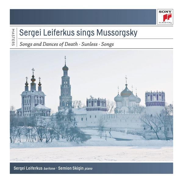 Sergei Leiferkus - Sergei Leiferkus sings Modest Mussorgsky