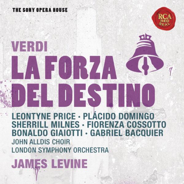 James Levine - Giuseppe Verdi : La Forza del Destino (La Force du destin)