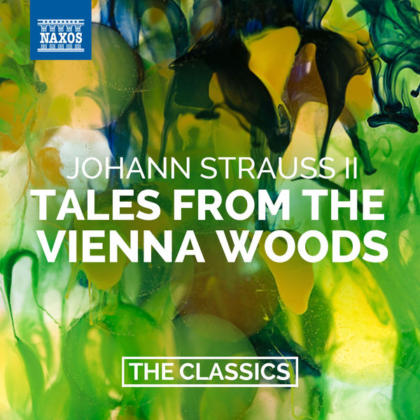Slovak Radio Symphony Orchestra - Strauss II: Tales from the Vienna Woods