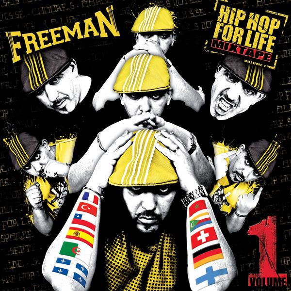 Various Artists - Hip Hop for Life 1