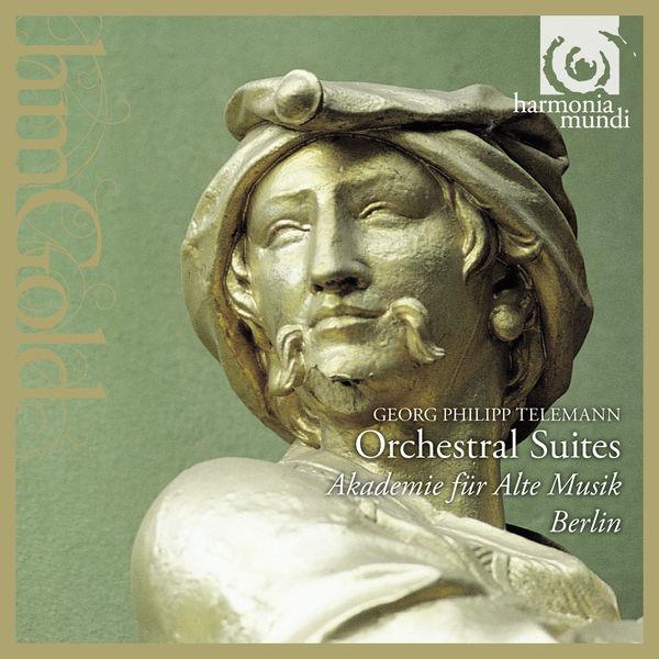 Akademie für Alte Musik Berlin - Telemann: Orchestral Suites