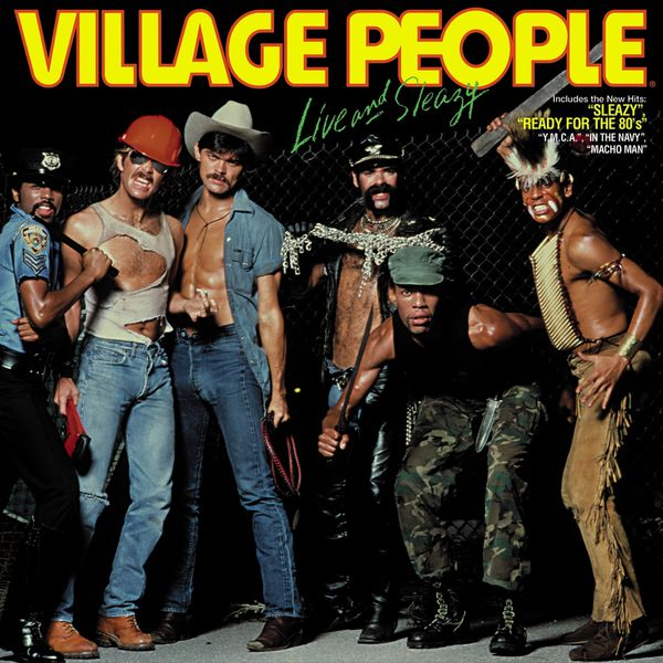 Live And Sleazy Village People Download And Listen To