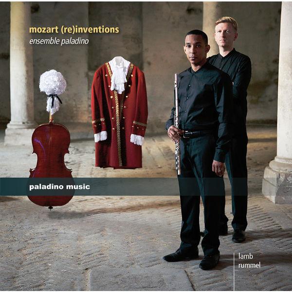 Eric Lamb - Mozart (Re)Inventions