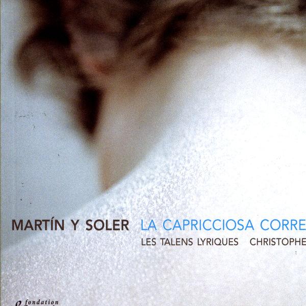 Christophe Rousset - Martin Y Soler: La Capricciosa Correta