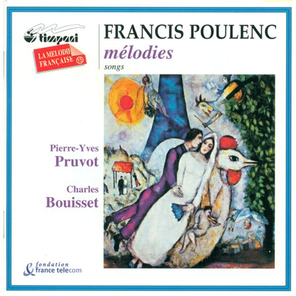 Pierre-Yves Pruvot - Mélodies
