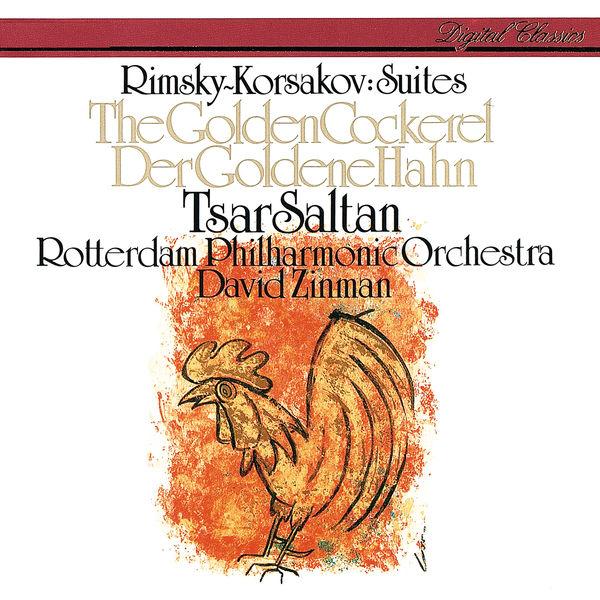 David Zinman - Rimsky-Korsakov: The Tale Of Tsar Saltan Suite; The Golden Cockerel Suite