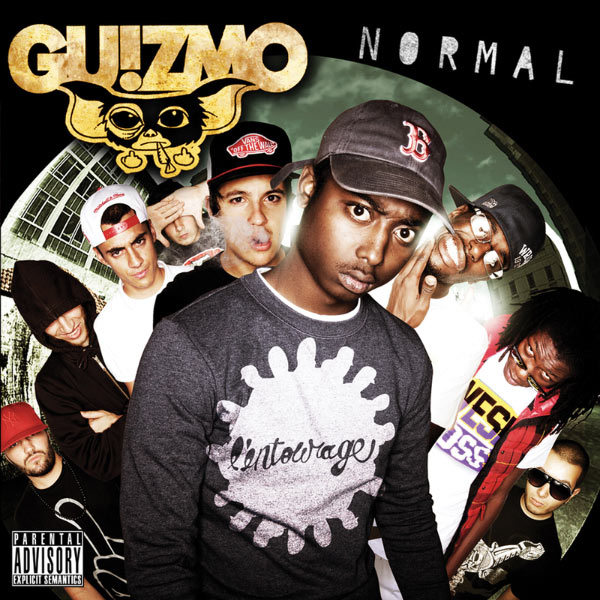 guizmo normal album