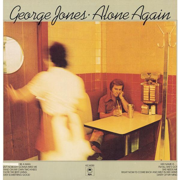 George Jones - Alone Again