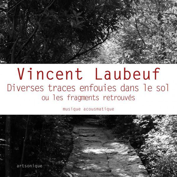 Vincent Laubeuf - Diverses traces enfouies dans le sol (Ou les fragments retrouvés)