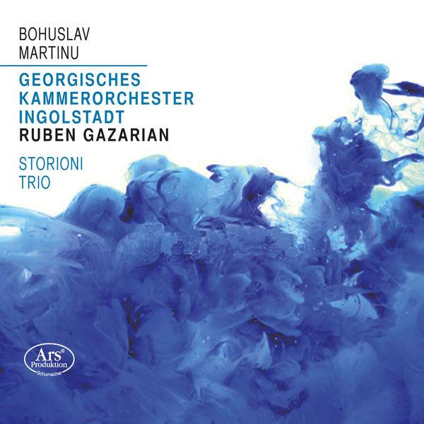 Storioni Trio - Martinů: Orchestral Works
