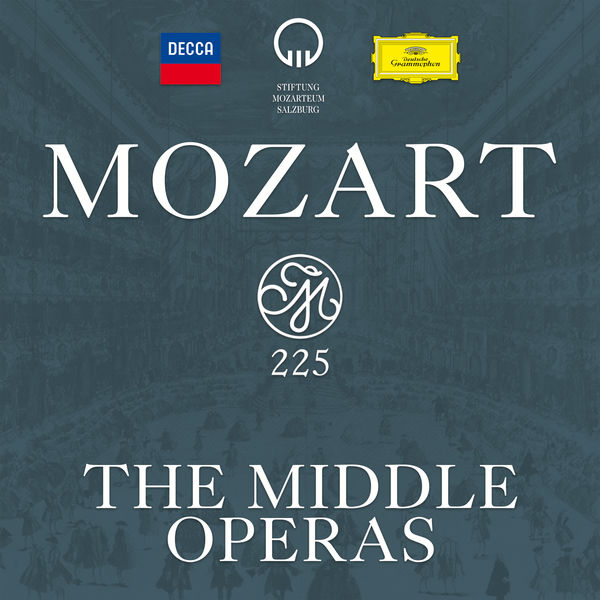 Various Artists - Mozart 225 - The Middle Operas