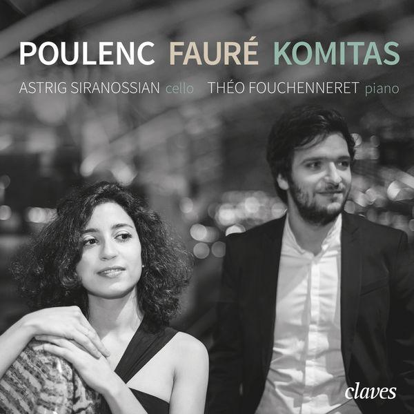Francis Poulenc - Poulenc, Fauré, Komitas