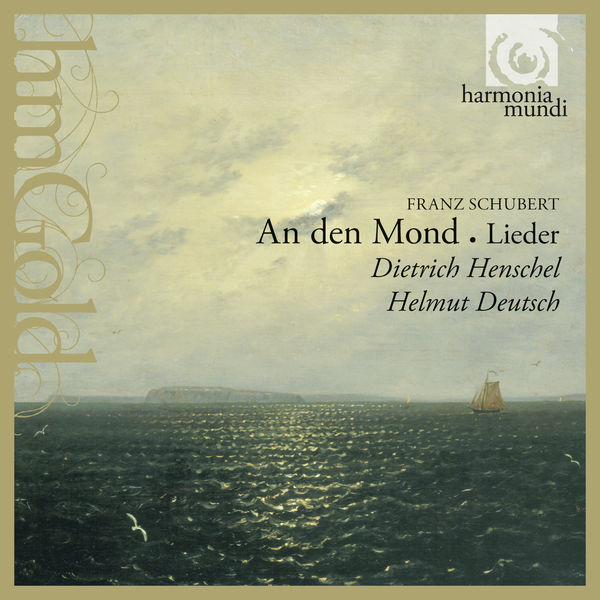Dietrich Henschel - Franz Schubert : An den Mond