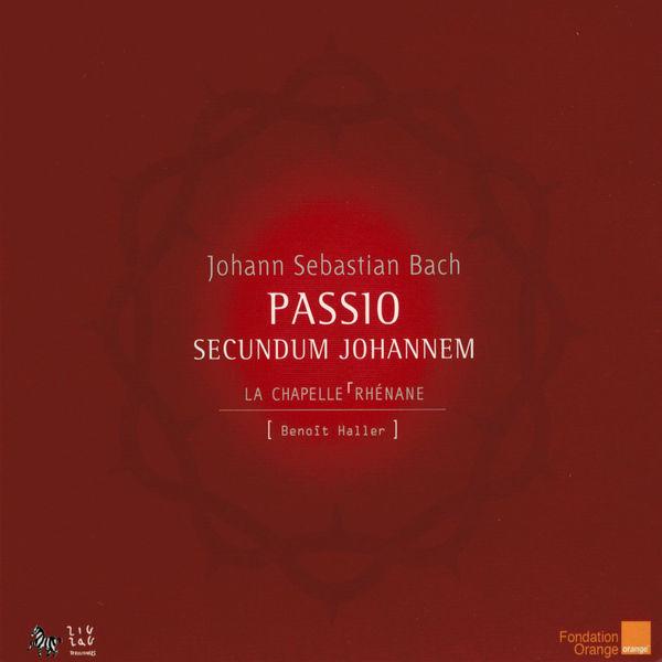 Benoit Haller - Bach: Passio secundum Johannem