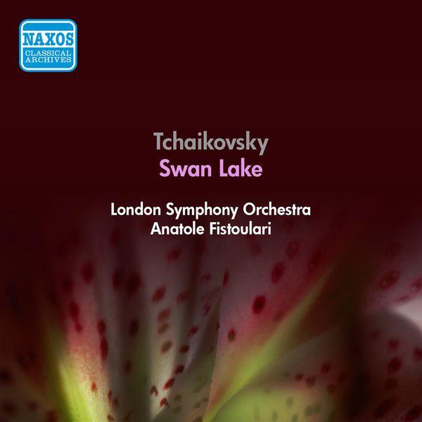 London Symphony Orchestra - Tchaikovsky, P.I.: Swan Lake (London Symphony, Fistoulari) (1952)