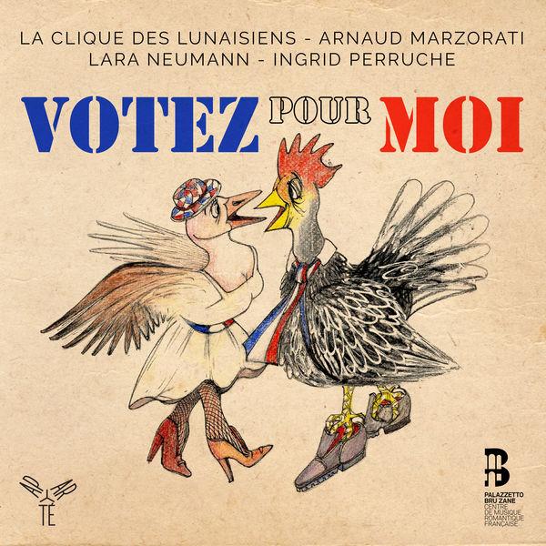 Arnaud Marzorati - Votez pour moi