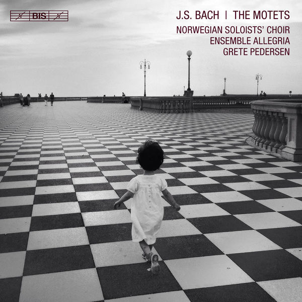 Grete Pedersen - Bach : The Motets