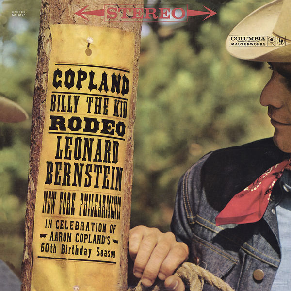 Leonard Bernstein - Copland: Rodeo & Billy the Kid ((Remastered))