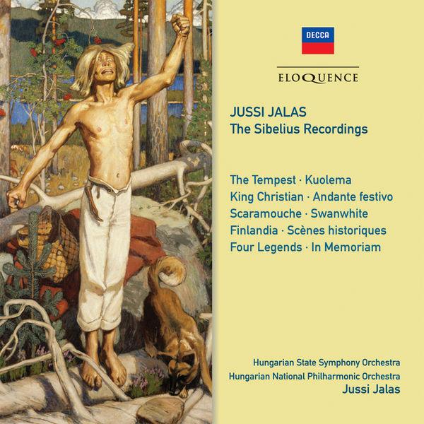Jussi Jalas - Jussi Jalas - The Sibelius Recordings