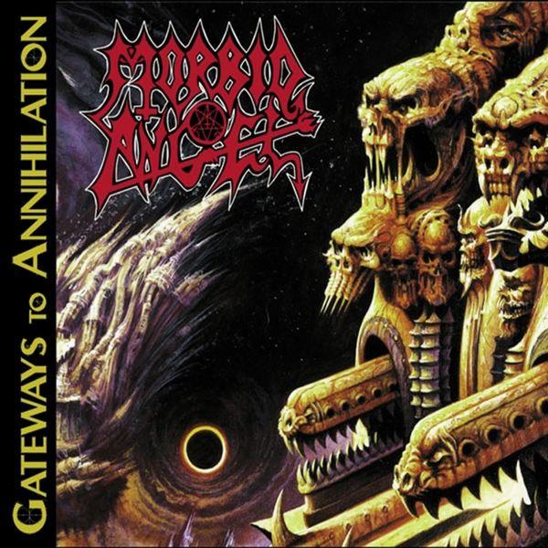 Morbid Angel - Gateways to Anihilation
