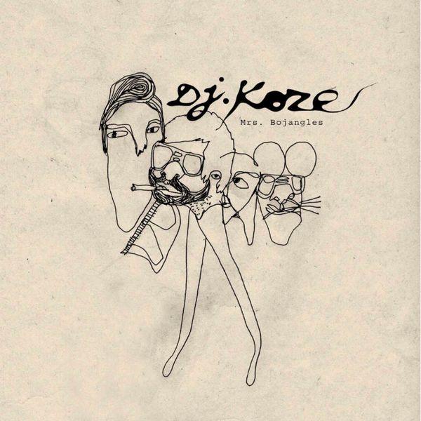 DJ Koze - Mrs. Bojangels