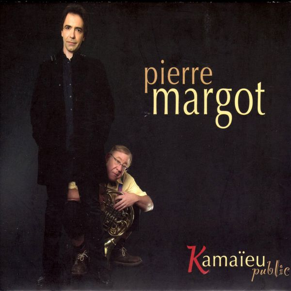 Pierre Margot - Kamaïeu