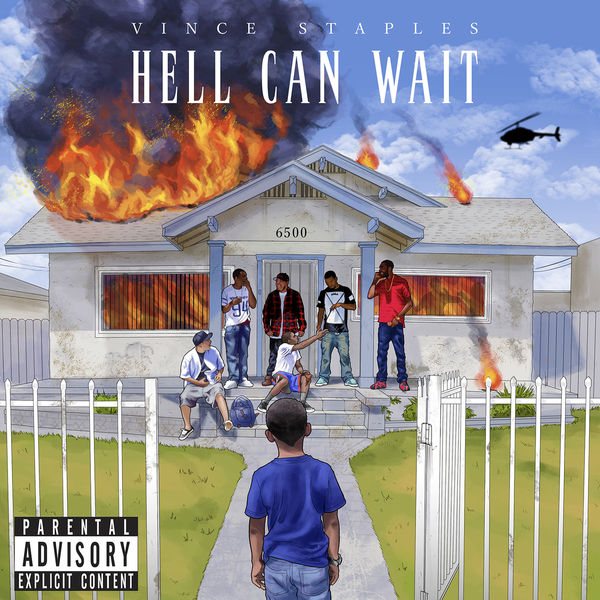Vince Staples|Hell Can Wait EP