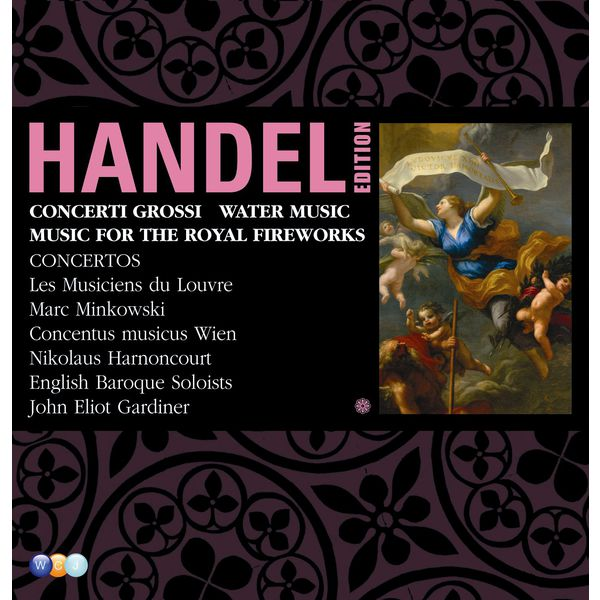Various Artists - Handel Edition Volume 9 - Orchestral Music