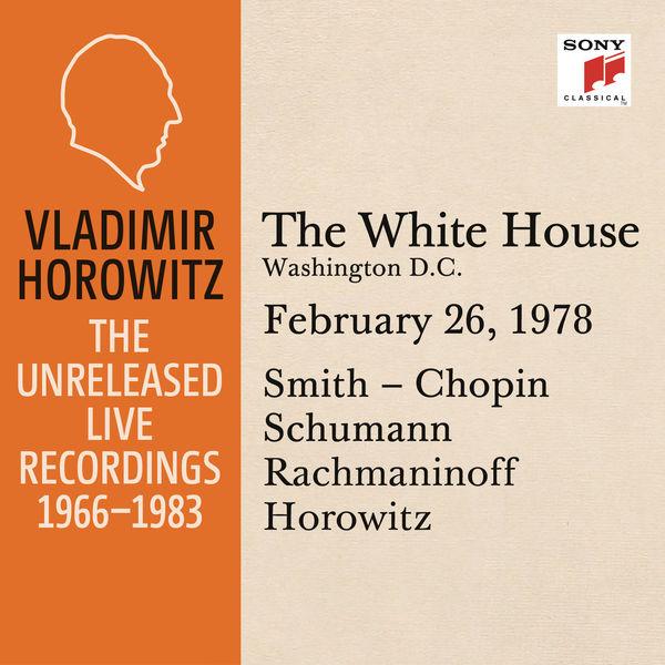 Vladimir Horowitz - Horowitz at the White House