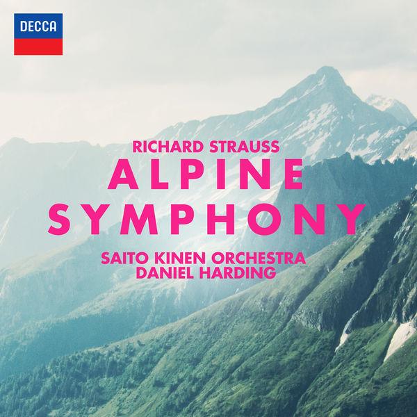 Saito Kinen Orchestra - Richard Strauss : Alpine Symphony (Symphonie alpestre)