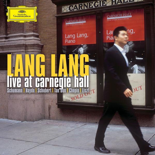 Lang Lang - Lang Lang - Live At Carnegie Hall