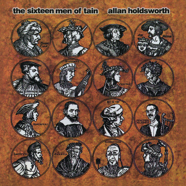 Allan Holdsworth - The Sixteen Men of Tain (Remastered)