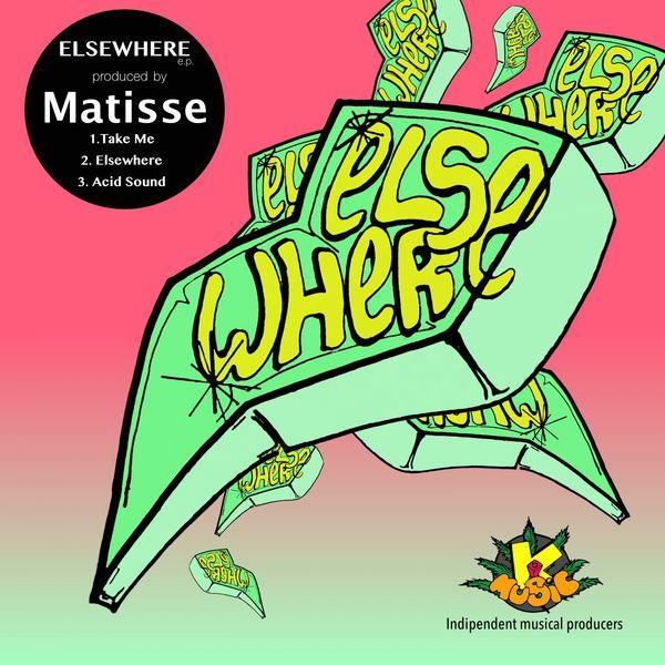 Matisse - Elsewhere - EP