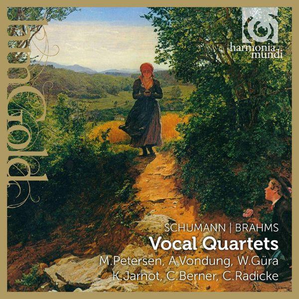 Werner Güra - Schumann & Brahms: Vocal Quartets
