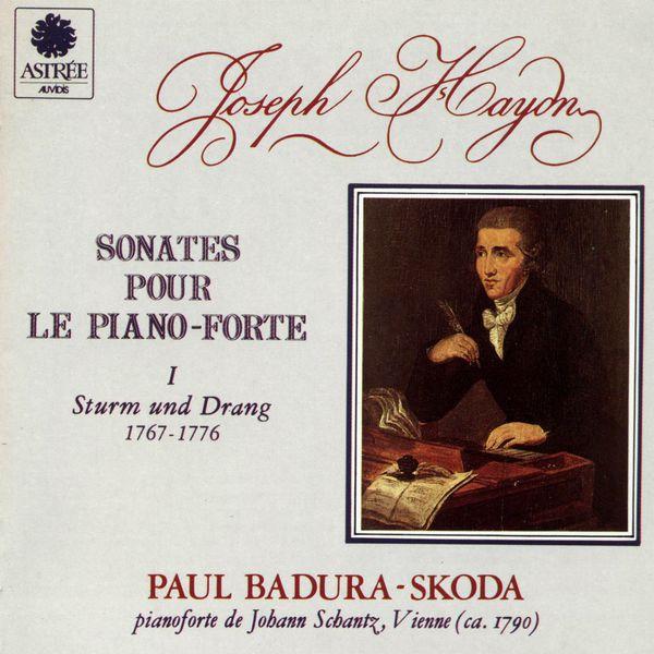 Paul Badura-Skoda - Haydn: Sonates pour le piano-forte, Vol. 1 (Sturm und Drang)