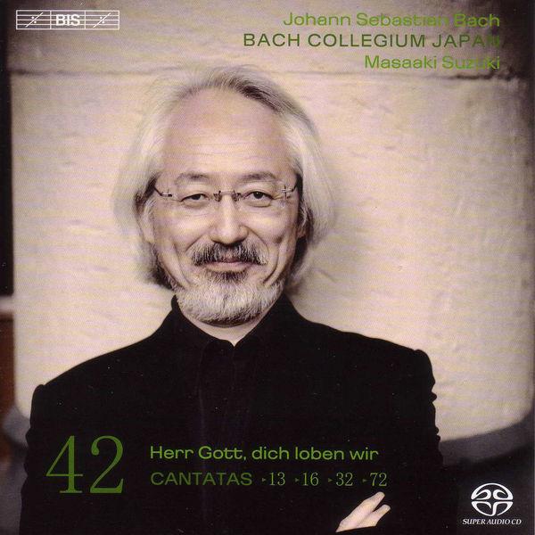 Masaaki Suzuki - BACH, J.S.: Cantatas, Vol. 42 (Suzuki) - BWV 13, 16, 32, 72