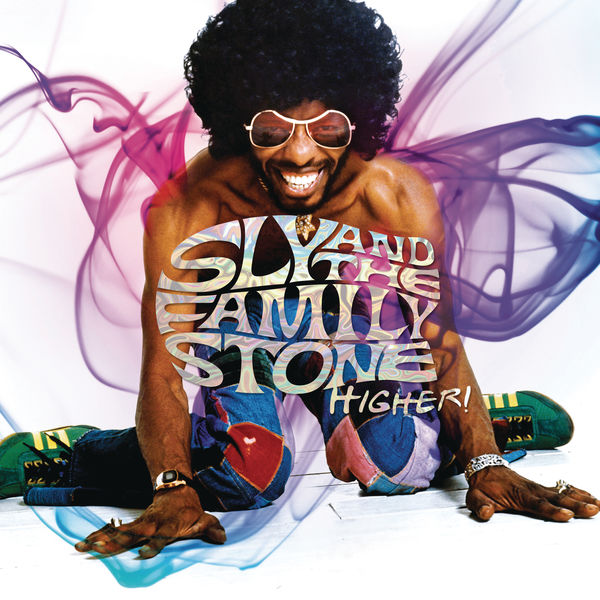 Sly & The Family Stone - Higher! (coffret 4CD)