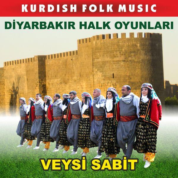 Veysi Sabit - Diyarbakır Halk Oyunları (Kurdish Folk Music)